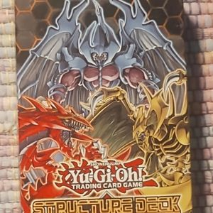 Yu-Gi-Oh Structure Deck New /Sealed